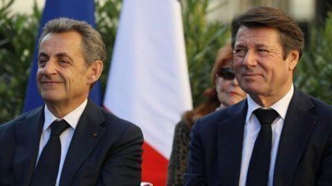 Les Républicains : Christian Estrosi en appelle à Nicolas Sarkozy