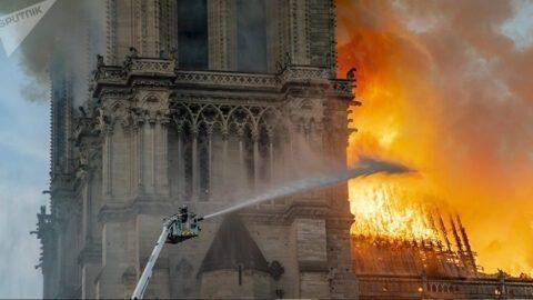 Une «loi du silence» sur la contamination au plomb après l'incendie de Notre-Dame ?