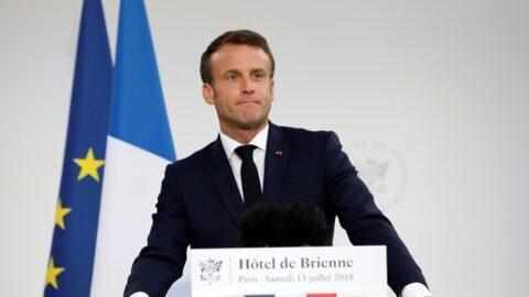 Emmanuel Macron annonce la création d'un commandement militaire de l'espace