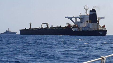 L'Iran adresse un message à Londres suite à «l'arraisonnement illégal» de son pétrolier à Gibraltar