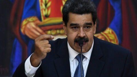 Nicolas Maduro redoute un «interventionnisme gringo» dans les négociations avec l'opposition