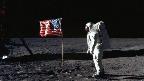 Par mégarde, la Nasa a vendu ses vidéos originales des premiers pas d'Armstrong sur la Lune
