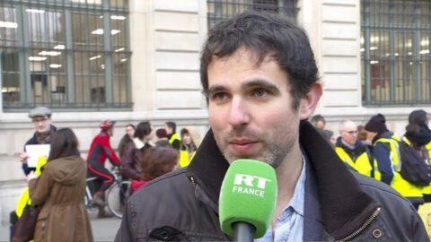 Suspension du policier syndicaliste Alexandre Langlois