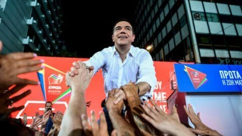 En Grèce, la fin annoncée de l'ère Tsipras