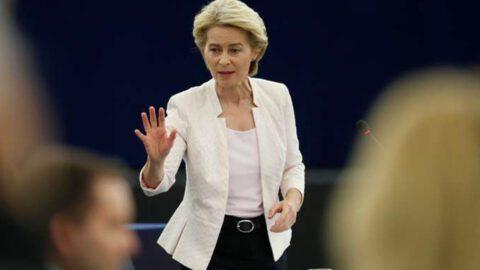 Ursula von der Leyen, une pro-européenne au bilan controversé en Allemagne