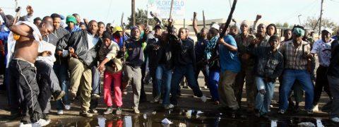 Afrique du Sud : la fièvre xénophobe sème le chaos à Johannesburg