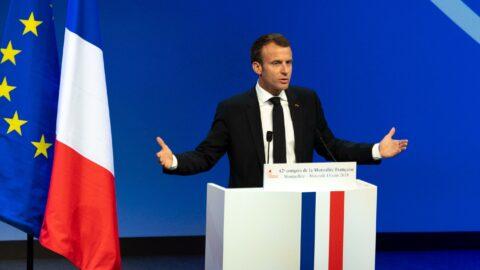 Macron souhaite des sanctions financières pour les pays qui n'acceptent pas les migrants