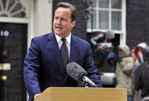 """BREXIT : Pour Cameron, le référendum était """"nécessaire"""" mais son résultat """"regrettable"""""""