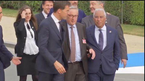 Juncker dresse son bilan à la tête de la commission de l'UE. Surprise : il est fier de lui !