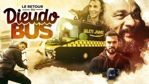 À Paris, Dieudonné se produit désormais dans un bus ! (REPORTAGE)