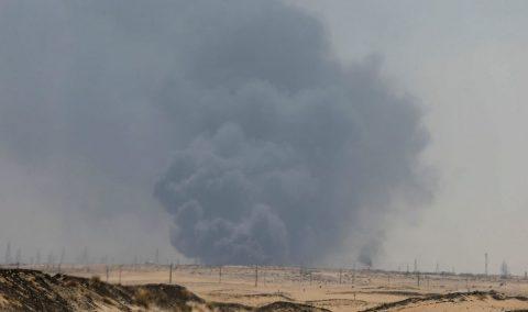 Attaque au drone d'un géant pétrolier en Arabie saoudite : l'Iran en ligne de mire