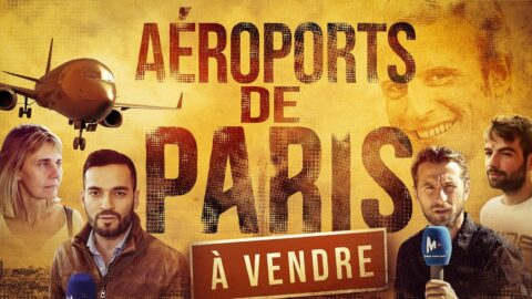 Privatisation de nos aéroports : référendum ! (NOUVEAU REPORTAGE)