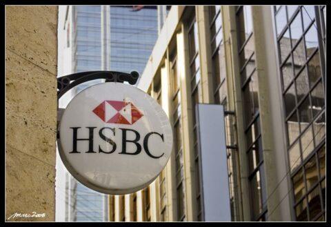 La banque HSBC s'apprête à laisser 10.000 employés sur le carreau