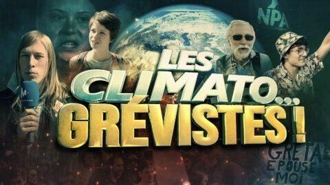 La grève pour le climat (NOUVEAU REPORTAGE)
