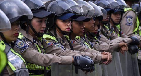 Insécurité, police et droits de l'Homme au Venezuela – par Romain Migus