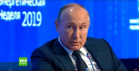 """Poutine déclare """"ne pas partager l'enthousiasme général"""" sur Greta Thunberg"""