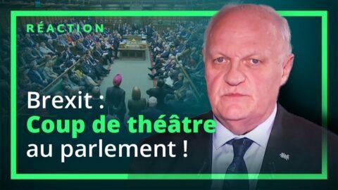 """Le Brexit encore une fois """"reporté"""" : Asselineau dénonce les """"euros-fascistes"""""""