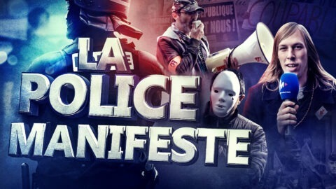 Les policiers se rebiffent ! – Les Reportages du Média pour Tous