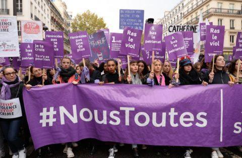 #NousToutes : la marche qui a fait trembler Macron ? Pas sûr !
