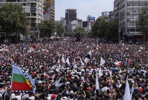 Que se passe t-il au Chili ? Le point sur une révolte sociale massive