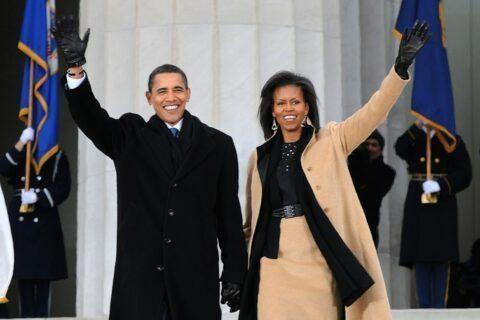 Barack Obamaprépare t-il la candidature de Michelle Obama à la présidence des États-Unis ?