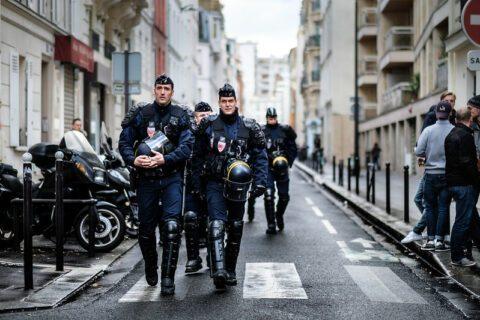 Grève générale du 5 décembre: un dispositif policier hors norme!