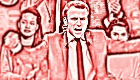 Macron fait exploser les chiffres de la répression en France