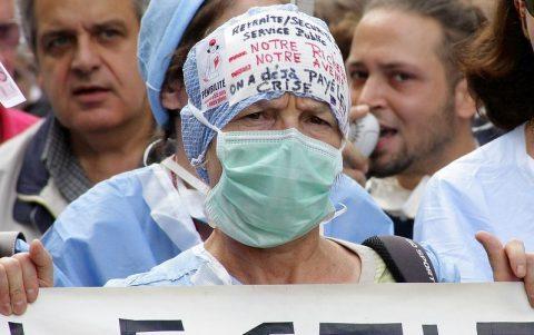 SONDAGE : selon 96% des soignants et 80% des Français, l'hôpital va mal…