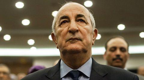 Abdelmadjid Tebboune: élu Président de l'Algérie au premier tour !
