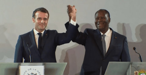Réforme du Franc CFA : Macron change tout… pour ne rien changer !