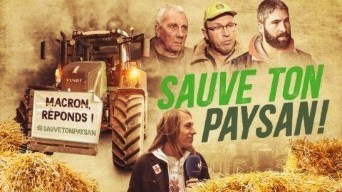 Les agriculteurs en colère bloquent les autoroutes de France (REPORTAGE)