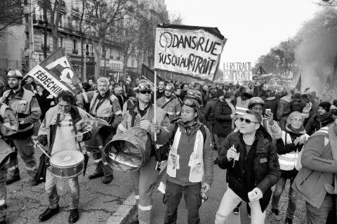 Grève générale et manifestations : la mobilisation repart à la hausse !
