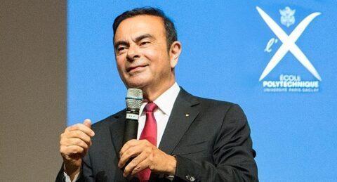 Carlos Ghosn réclame à la France une retraite de 65.000 euros par mois