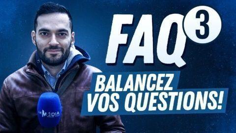 À vos questions !