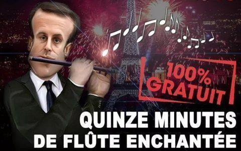 Discours de Macron : quand Internet met au jour ses mensonges et contradictions
