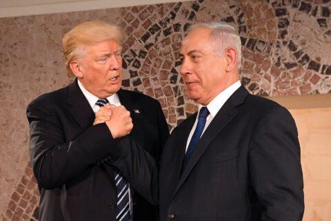 Pour Netanyahou, Trump est «le plus grand ami qu'Israël ait jamais eu»