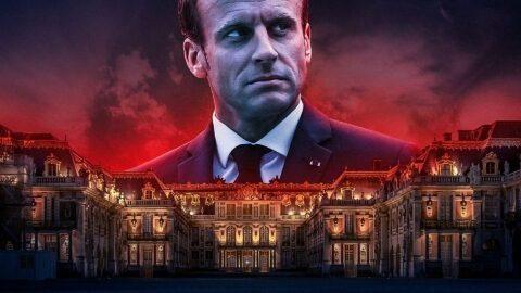 Quand Macron invite les grands patrons à Versailles… les grévistes viennent aussi !