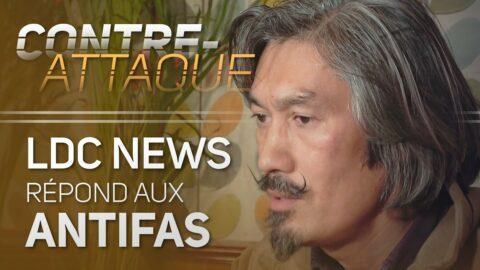 Les antifas frappent un journaliste, il répond – LDC NEWS CONTRE-ATTAQUE