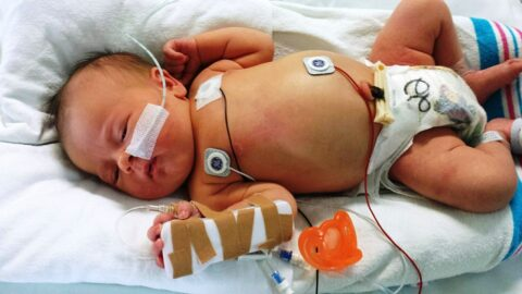 Urgences pédiatriques : plus de 17.000 lits fermés pour faire des économies