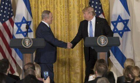 Israël / Palestine : le plan de Trump pour la paix est « un acte de piraterie diplomatique »