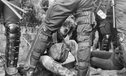 Gilets Jaunes Acte 62 : violence policière en roue libre…
