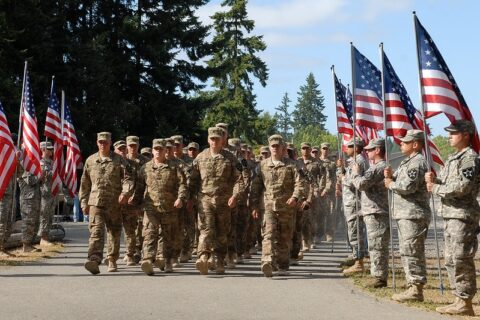 OTAN: 20.000 soldats américains vont débarquer en Europe