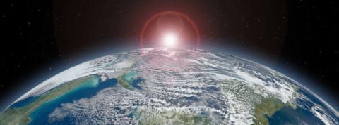 Un américain se tue en essayant de prouver que la Terre est plate
