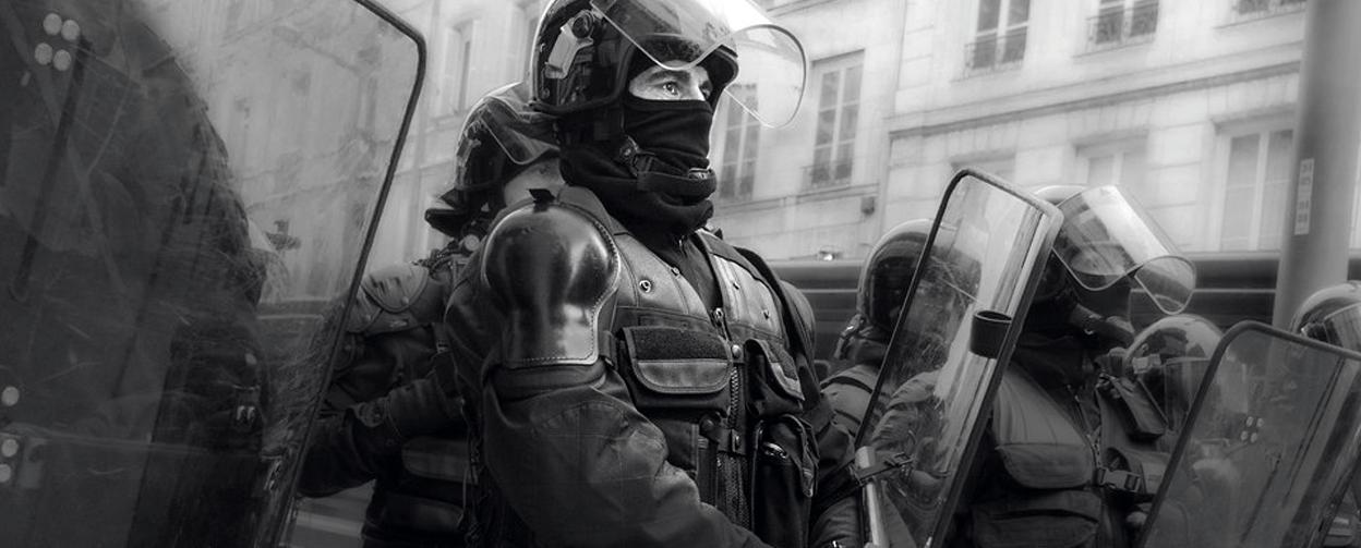Répressions policières