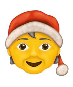 Émoji - Mx Claus