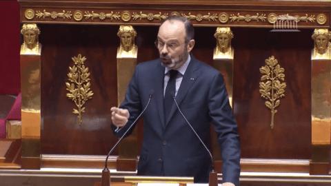 Retraites : Édouard Philippe déclenche le 49.3