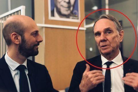 Macronie: mécontent d'un article, le candidat LREM de Marseille insulte et menace un journaliste