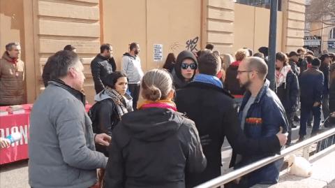 Démocratie: des «antifas» agressent un candidat RN et son équipe à Toulouse