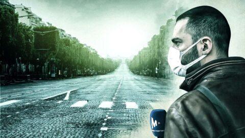 Coronavirus : immersion dans un Paris confiné [REPORTAGE]