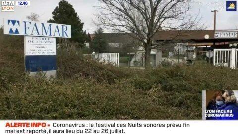 L'unique fabriquant français de chloroquine est en redressement judiciaire et cherche un repreneur